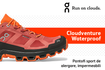 On Cloudventure Waterproof