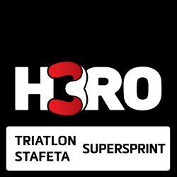 H3RO - triatlon sosea - stafeta super sprint