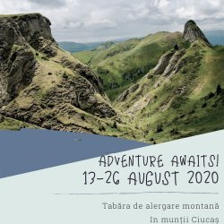 Tabara Alergare Munții Piatra Ciucaș