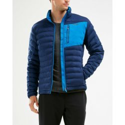 2XU - Pursuit Insulation Jacket - Navy/Skydiver