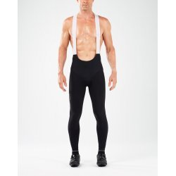 2XU - Elite Cycle Thermal Bib Tight - Black/Reflective