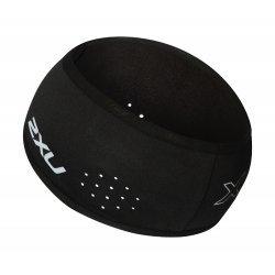 2XU - Microclimate Headband - Black/Silver Reflective