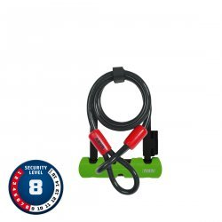 Abus - antifurt bicicleta - Ultra Mini 410/150HB 140 SH34 plus Cobra 10/120