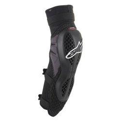 Alpinestars - Protectie genunchi si tibie pentru motociclism Bionic Pro - negru rosu