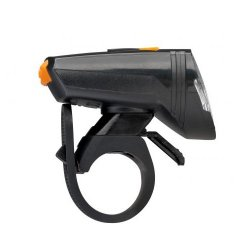 AXA - Lumina bicicleta fata (far fata) Greenline, 15 lux USB, 1 led - negru