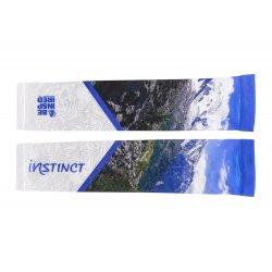 Instinct - Incalzitoare brate Chamonix Be Inspired - albastru multicolor