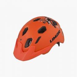Limar - casca ciclism copii - Champ - 52-58cm - portocalie