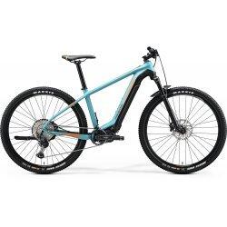 Merida eBIG.NINE 500 - albastru-negru - bicicleta electrica MTB