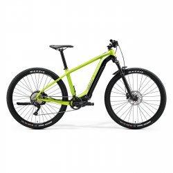 Merida eBIG.NINE 600 - verde-negru - bicicleta electrica MTB