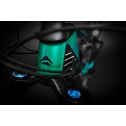 Merida eONE-SIXTY 9000 - verde-negru - bicicleta electrica MTB full suspension