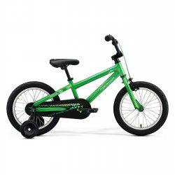 "Merida - bicicleta copii cu roti 16"" - Matts J.16 - verde"