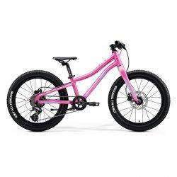 """Merida - bicicleta copii cu roti 20"""" - Matts J.20+ - roz"""