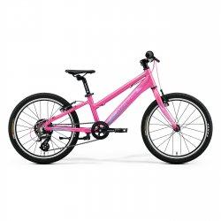 """Merida - bicicleta copii cu roti 20"""" - Matts J.20 Race - roz"""