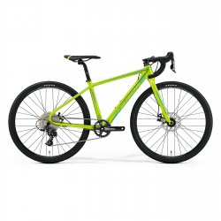 "Merida - bicicleta copii cu roti 26"" ciclocross - Mission J.CX - verde"