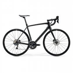 Merida SCULTURA DISC 6000 - negru argintiu - bicicleta sosea