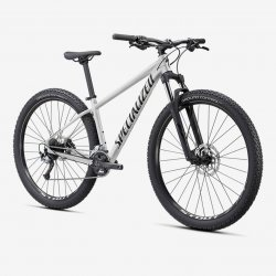 "Specialized - bicicleta MTB hardtail cu roti 27.5"" - Rockhopper Comp 2X - alba"