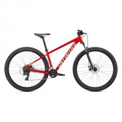 """Specialized - bicicleta MTB hardtail cu roti 29"""" - Rockhopper 29 - Rosu-Alb"""