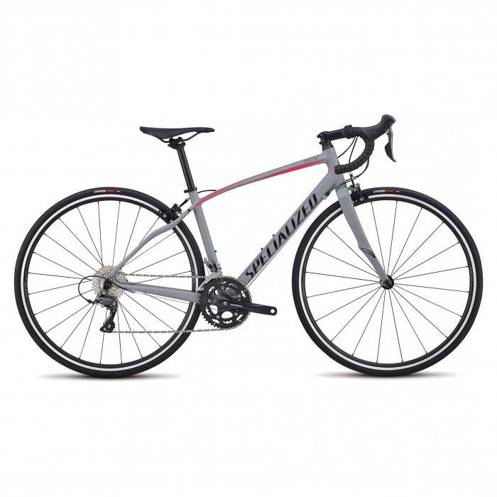 Specialized - bicicleta pentru sosea - Dolce - gri-roz