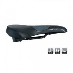 Topeak Sa bicicleta Free SX 3D Comfort Saddle - neagra