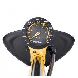 Topeak pompa podea JoeBlow Sport 3 - negru galben