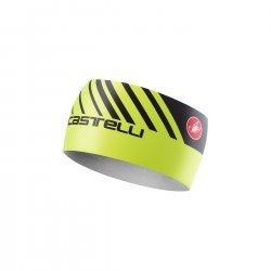 Castelli - Arrivo 2 Thermo Headband - Yellow-Fluo