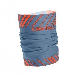 Castelli - Arrivo 2 Thermo Thingy - light steel blue-orange