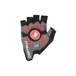 Castelli - manusi ciclism - Rosso Corsa Pro - negre
