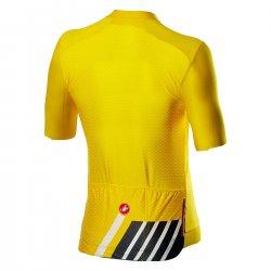 Castelli - tricou pentru ciclism - Hors - galben