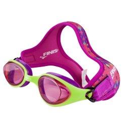 Finis Frogglez ochelari inot copii - roz verde