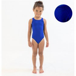 Finis - Costum de baie intreg Fete Bladeback - Albastru Maze