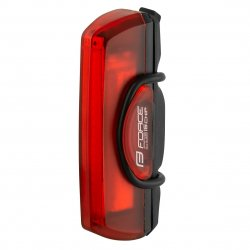 Force - lumina spate pentru bicicleta cu incarcare USB - COB 16