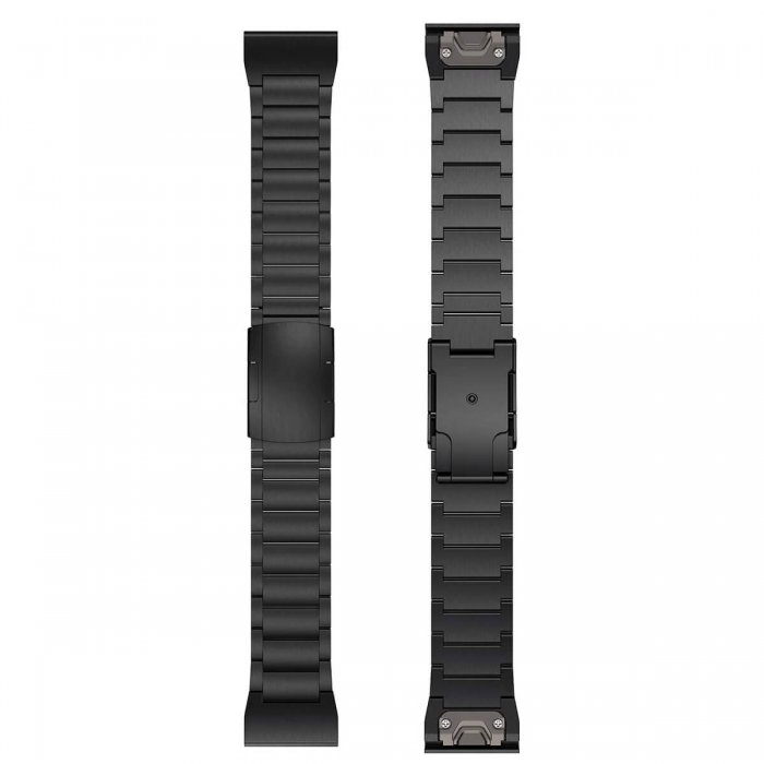 Garmin QuickFit 26 Titanium DLC - gri carbon titan