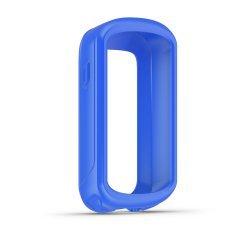 Garmin Edge 830 - husa silicon - albastra