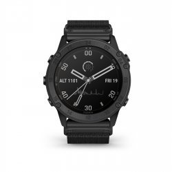 Garmin - tactix Delta - Solar - ceas inteligent premium cu GPS cu functii tactice