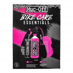 Muc-Off - Bike Care Essentials - pachet pentru curatarea si intretinerea bicicletelor