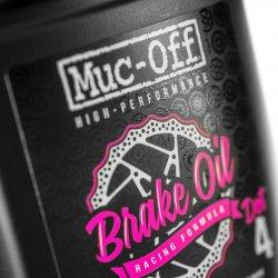 Muc-Off - Lichid de frana DOT 4 pentru biciclete - 250ml