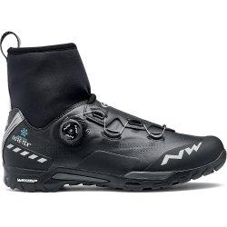 Northwave X-Raptor Arctic GTX - pantofi pentru ciclism MTB de iarna - negru