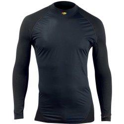Northwave bluza de corp cu maneci lungi si protectie frontala Underwear TECH - negru