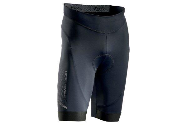 Northwave - Active - pantaloni scurti pentru ciclism cu bazon - negru