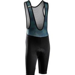 Northwave Origin Junior - pantaloni scurti cu bretele bicicleta pentru copii - bleumarin