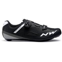 Northwave Core Plus - pantofi pentru ciclism sosea - negru