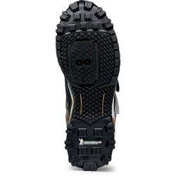 Northwave Enduro Mid - pantofi pentru ciclism mtb - negru alb auriu