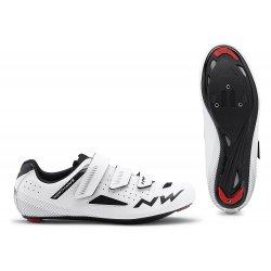 Northwave Core 3S - pantofi pentru ciclism sosea - alb