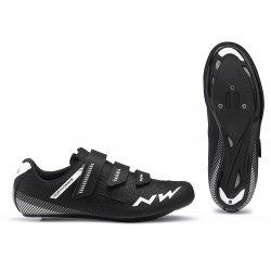 Northwave Core 3S - pantofi pentru ciclism sosea - negru