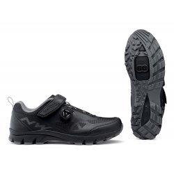 Northwave Corsair - pantofi pentru ciclism mtb - negru
