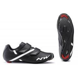 Northwave Jet 2 - pantofi pentru ciclism sosea - negru
