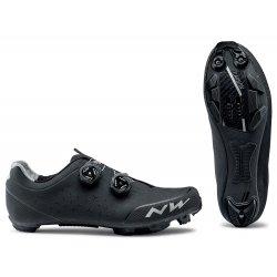 Northwave Rebel 2 - pantofi pentru ciclism MTB - negru