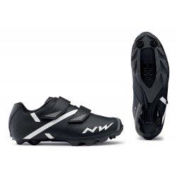 Northwave Spike 2 - pantofi pentru ciclism MTB - negru