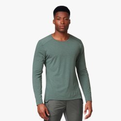 On Bluza Comfort Long-T - Olive