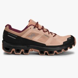 On Cloudventure W - Waterproof - Crem Rosebrown Mulberry